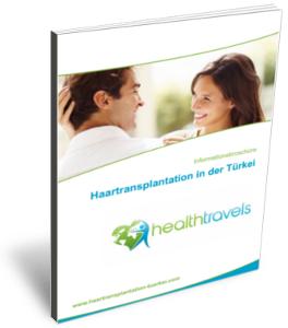 Haartransplantation Türkei Infobroschüre