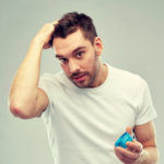 Haargel nach Haartransplantation