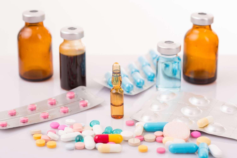 Medikamente nach Haartransplantation
