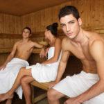 Sauna nach Haartransplantation muss für eine gewisse Zeit ausfallen